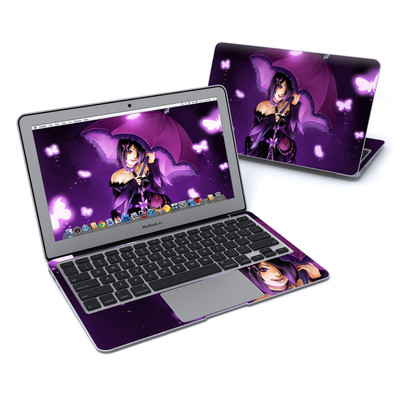 MacBook Air 11in Skin - Gothic