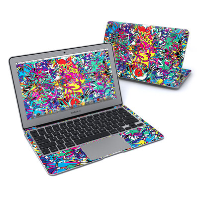 MacBook Air 11in Skin - Graf
