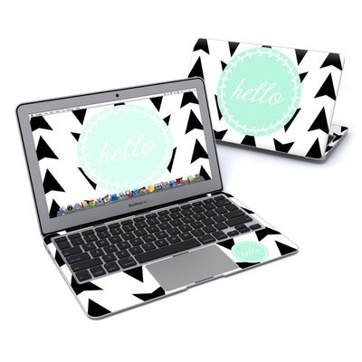 MacBook Air 11in Skin - Greetings