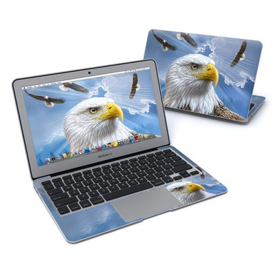 MacBook Air 11in Skin - Guardian Eagle