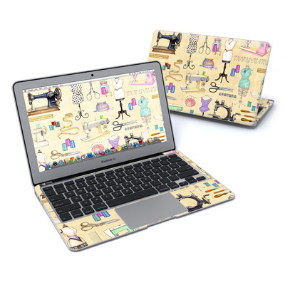 MacBook Air 11in Skin - Haberdashery