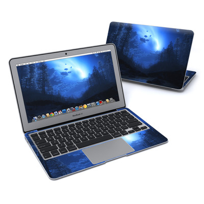 MacBook Air 11in Skin - Harbinger