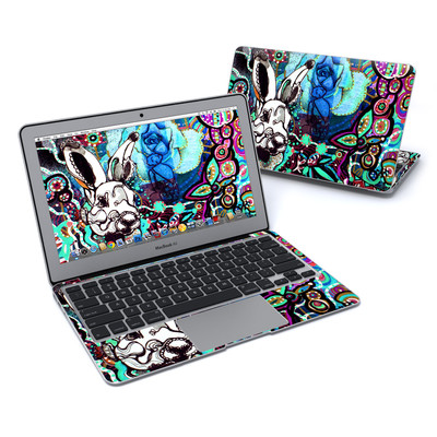 MacBook Air 11in Skin - The Hare