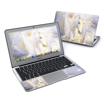 MacBook Air 11in Skin - Heart Of Unicorn