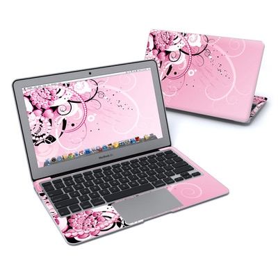 MacBook Air 11in Skin - Her Abstraction