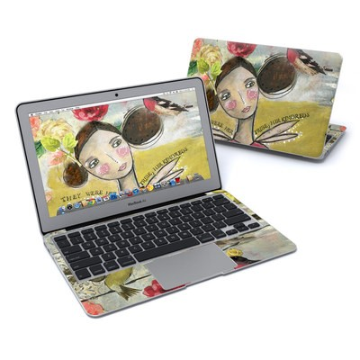 MacBook Air 11in Skin - Her Tribe