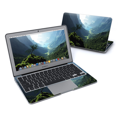 MacBook Air 11in Skin - Highland Spring