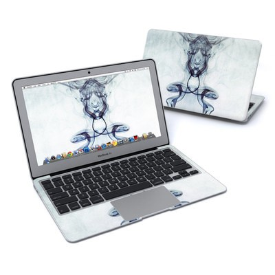MacBook Air 11in Skin - Holy Smoke