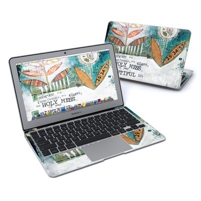 MacBook Air 11in Skin - Holy Mess