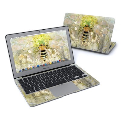 MacBook Air 11in Skin - Honey Bee
