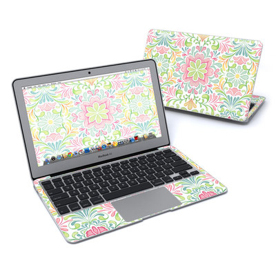 MacBook Air 11in Skin - Honeysuckle