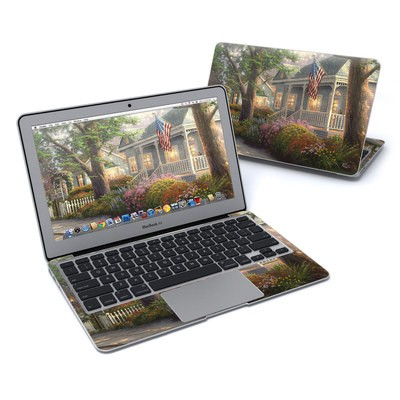 MacBook Air 11in Skin - Hometown Pride