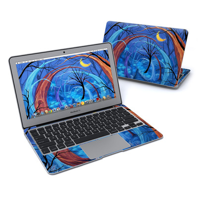MacBook Air 11in Skin - Ichabods Forest