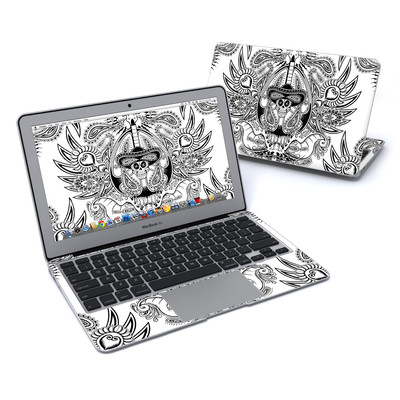 MacBook Air 11in Skin - Isla De Los Muertos