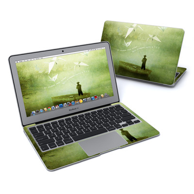 MacBook Air 11in Skin - If Wishes