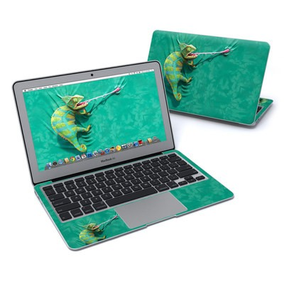 MacBook Air 11in Skin - Iguana