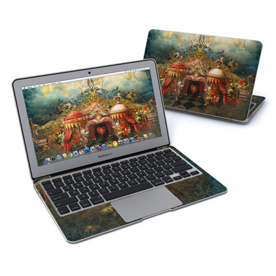 MacBook Air 11in Skin - Imaginarium