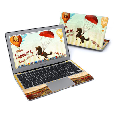 MacBook Air 11in Skin - Impossible