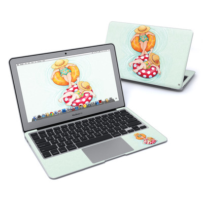 MacBook Air 11in Skin - Inner Tube Girls