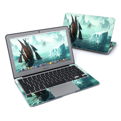 MacBook Air 11in Skin - Into the Unknown