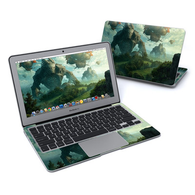 MacBook Air 11in Skin - Invasion