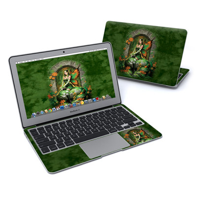 MacBook Air 11in Skin - Jade Fairy