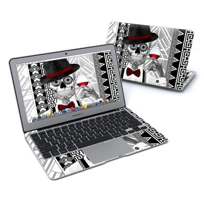 MacBook Air 11in Skin - Mr JD Vanderbone