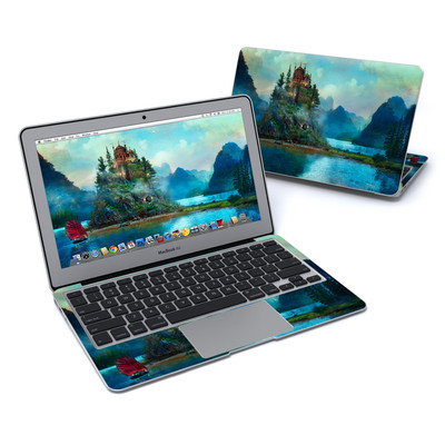 MacBook Air 11in Skin - Journey's End