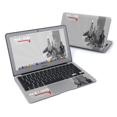 MacBook Air 11in Skin - Jet Fighter