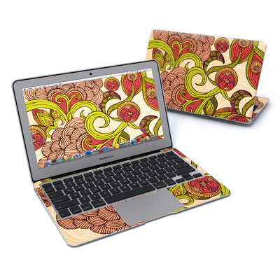 MacBook Air 11in Skin - Jill