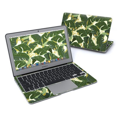 MacBook Air 11in Skin - Jungle Polka
