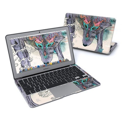 MacBook Air 11in Skin - Journeying Spirit