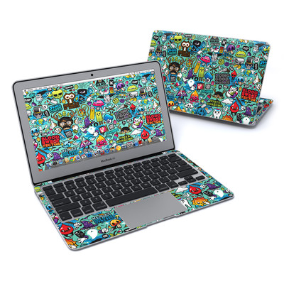 MacBook Air 11in Skin - Jewel Thief