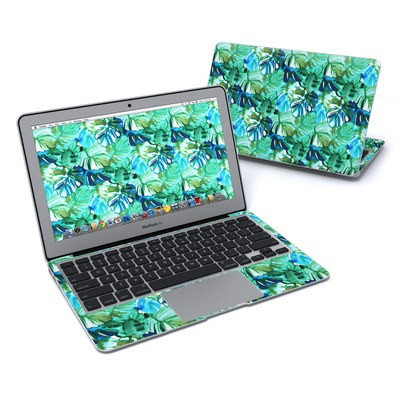 MacBook Air 11in Skin - Jungle Palm