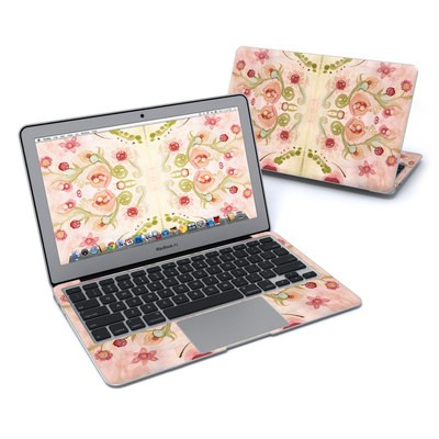 MacBook Air 11in Skin - Kali Floral