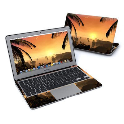 MacBook Air 11in Skin - Last Light Of The Sun