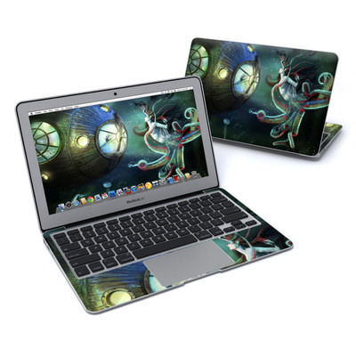 MacBook Air 11in Skin - 20000 Leagues