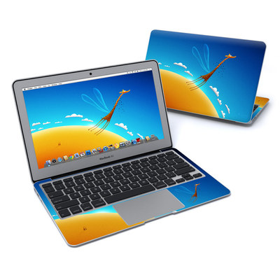 MacBook Air 11in Skin - Learn to Fly