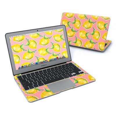 MacBook Air 11in Skin - Lemon