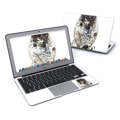 MacBook Air 11in Skin - Les Belles Dames