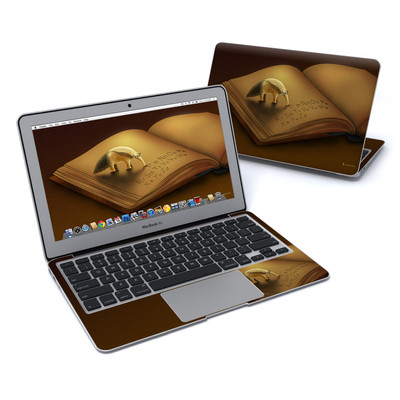 MacBook Air 11in Skin - Lettereater