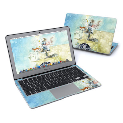 MacBook Air 11in Skin - Libra