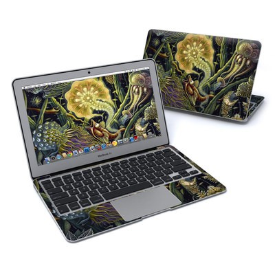 MacBook Air 11in Skin - Light Creatures