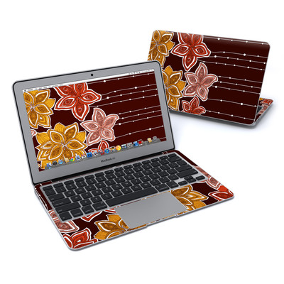 MacBook Air 11in Skin - Lila