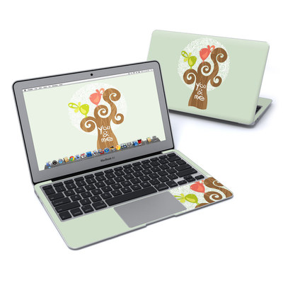 MacBook Air 11in Skin - Two Little Birds