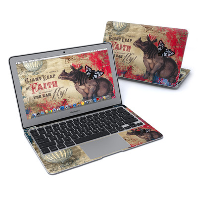MacBook Air 11in Skin - Leap Of Faith