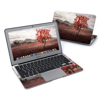 MacBook Air 11in Skin - Lofoten Tree