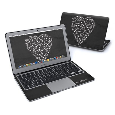 MacBook Air 11in Skin - Love Me Not