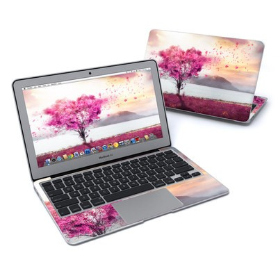 MacBook Air 11in Skin - Love Tree