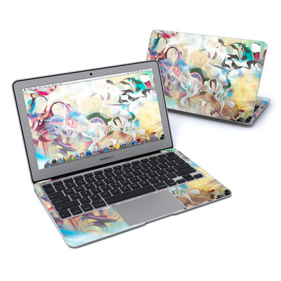 MacBook Air 11in Skin - Lucidigraff